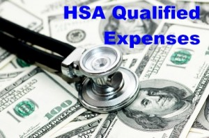 HSA Qualified Expenses