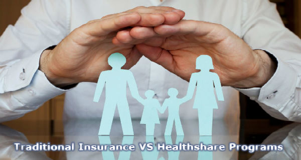 Traditional Insurance VS Healthshares Programs