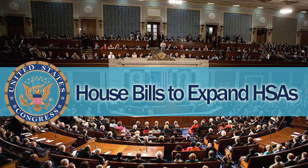 House Bills to Expand HSAs